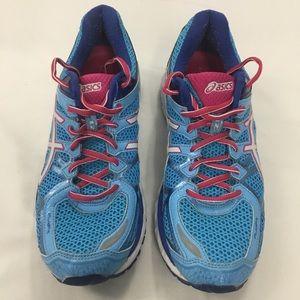 Asics Womens Sz 9.5 Gel Kayano 21 Running Shoes